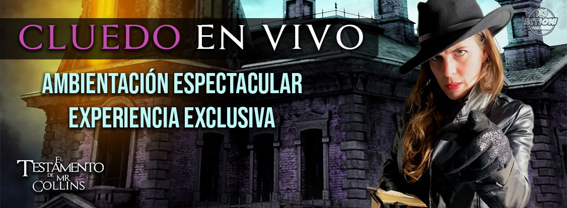 Faq De Cluedo En Vivo 123 Action Barcelona